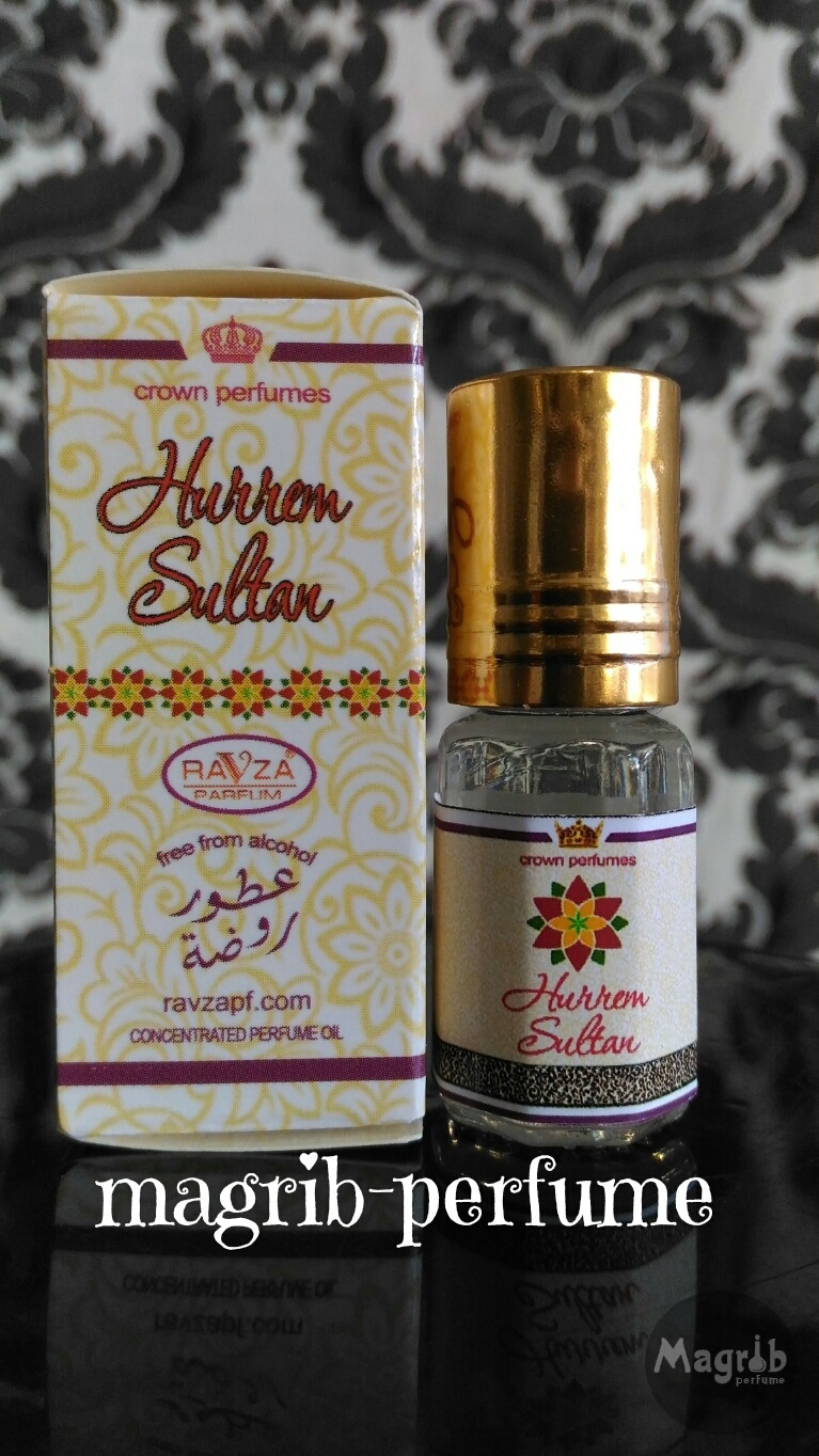 """Hurrem Sultan 3ml""- масляные духи."