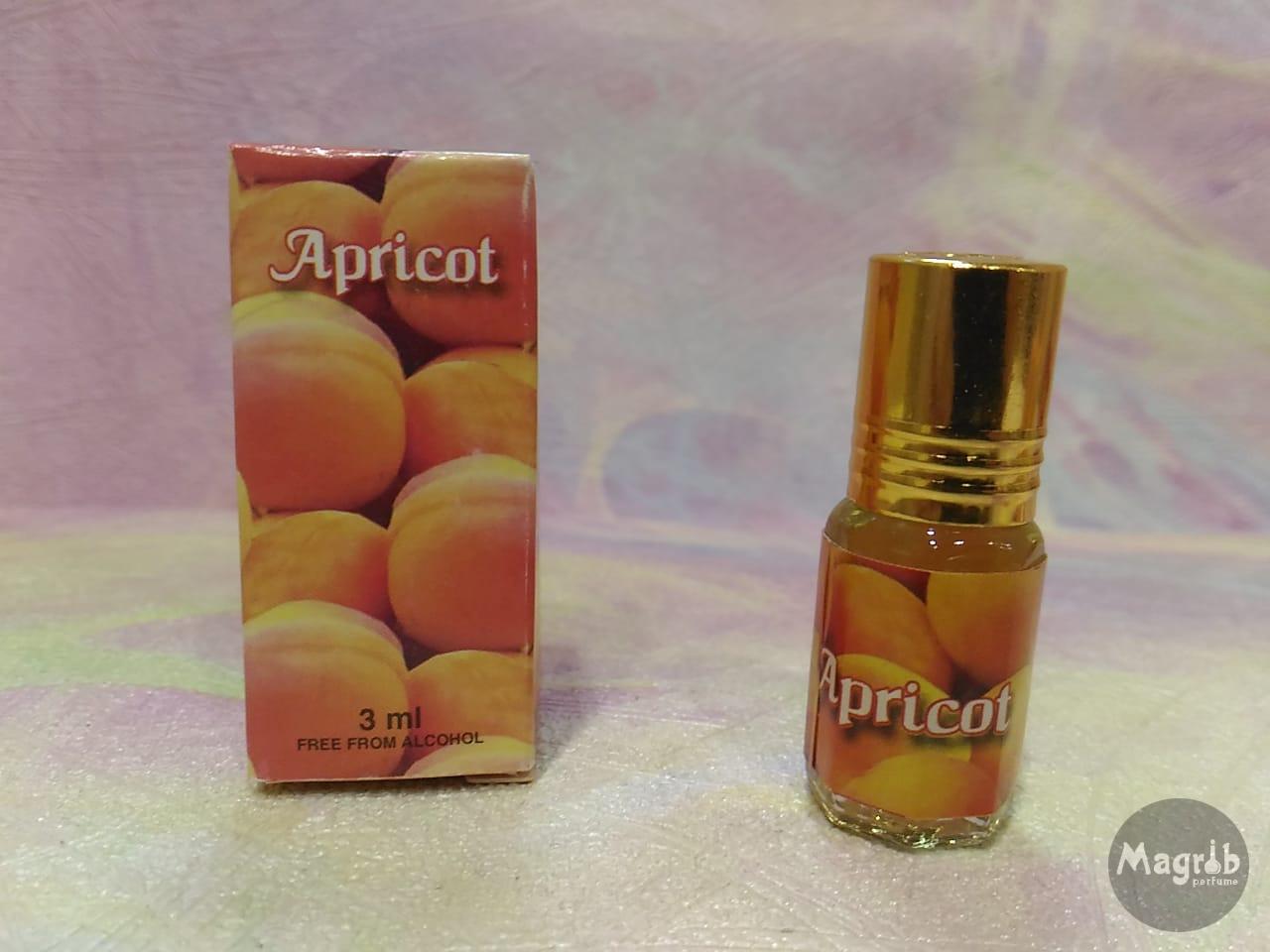 Zahra Apricot 3мл - унисекс, масляные духи