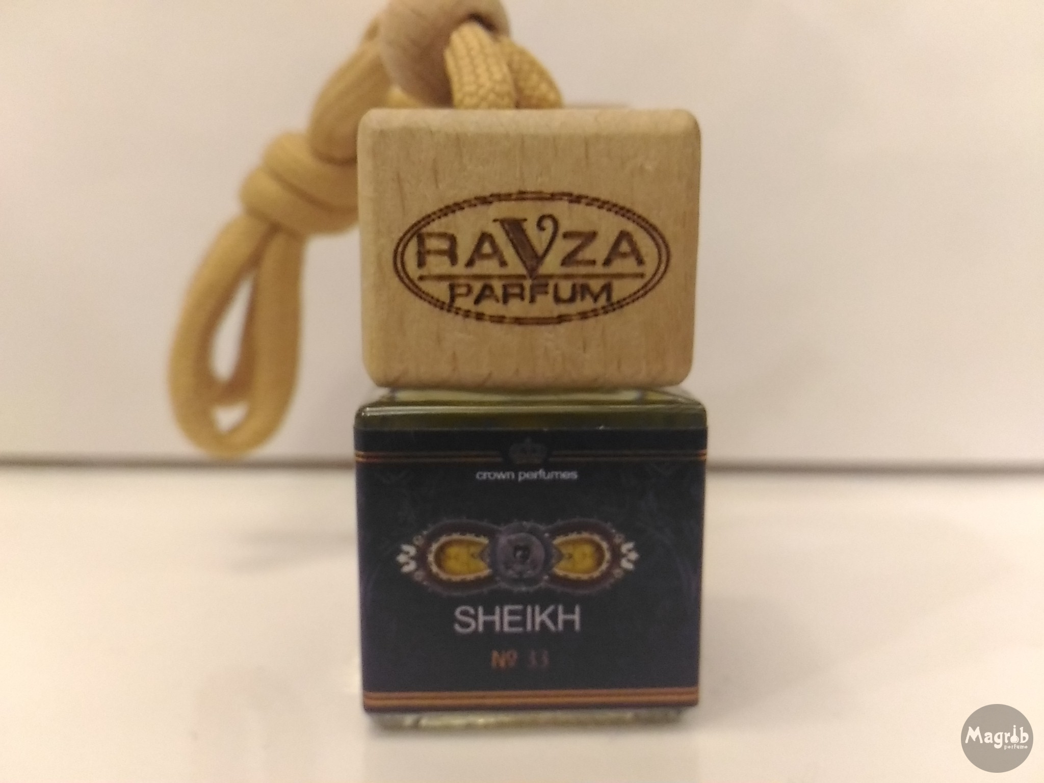Ravza Sheikh 33 8мл - автопарфюм