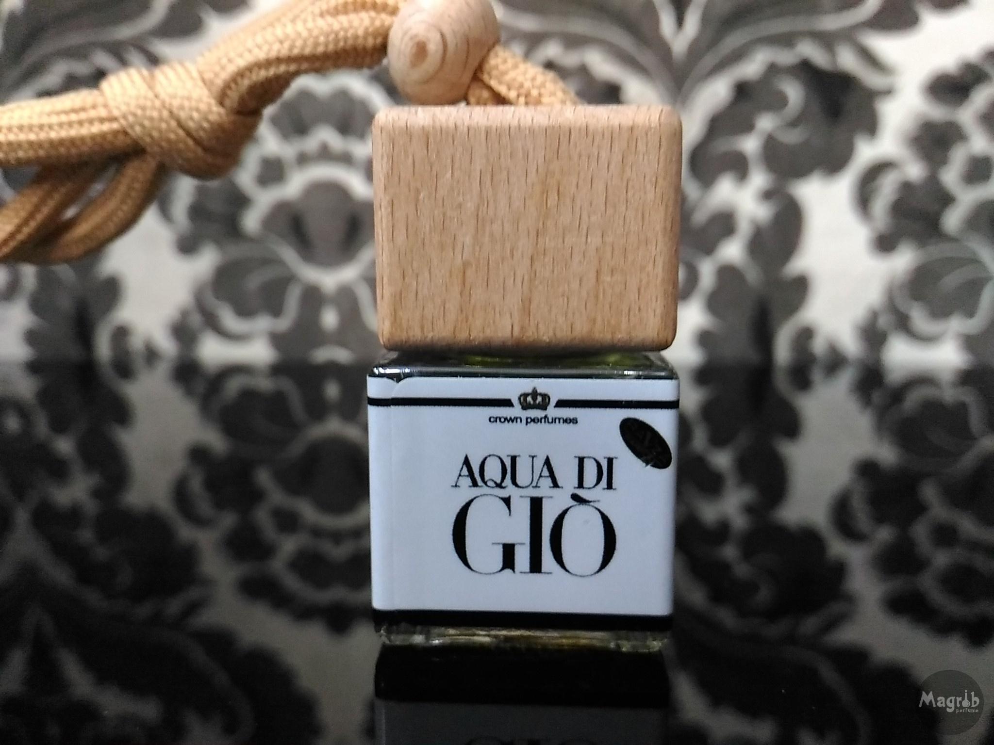 Ravza Aqua di gio 8мл - автопарфюм
