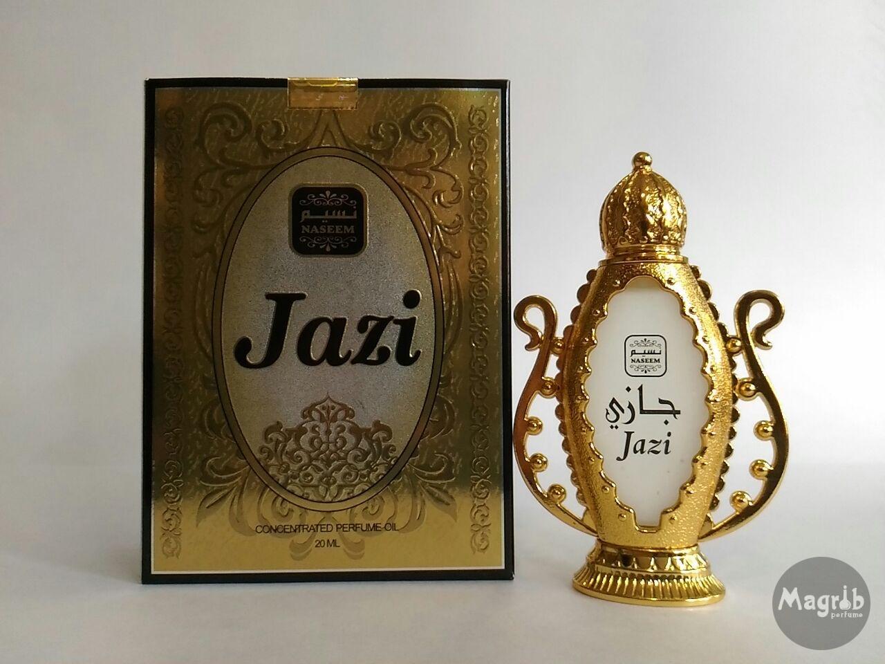 """""""Jazi 20ml""""- концентрированные масляные духи."""