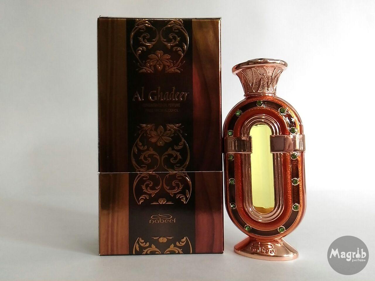 Nabeel Al Ghadeer 20ml - унисекс, масляные духи