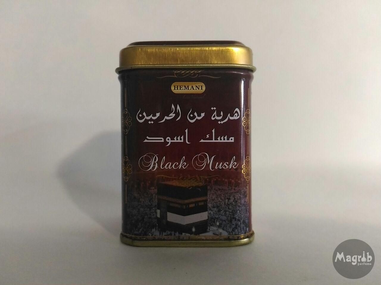 Hemani Black Musk- ароматизатор.