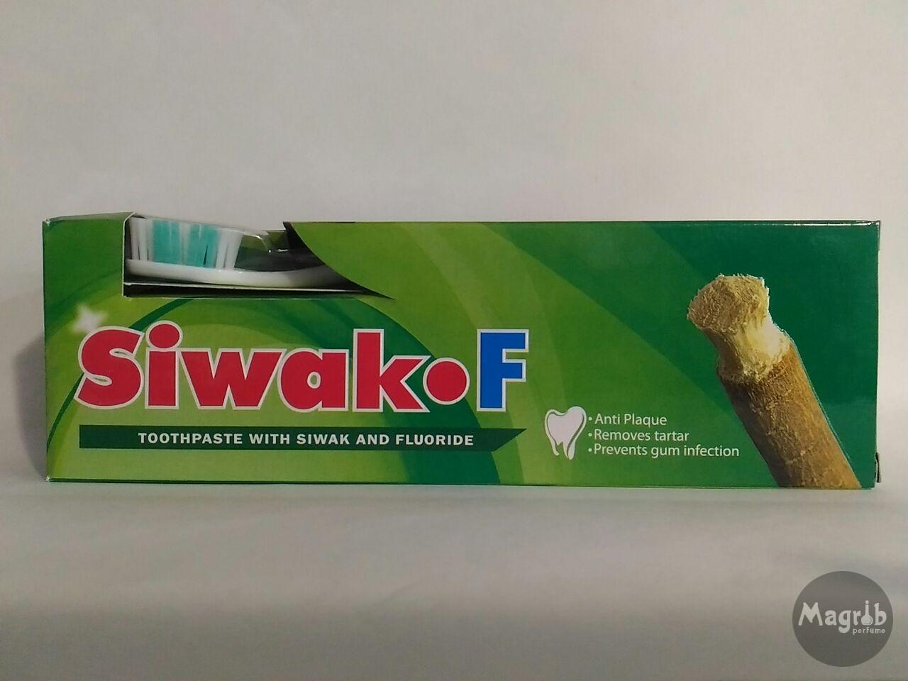 Зубная паста Siwakof 190gr - с экстрактом сивака