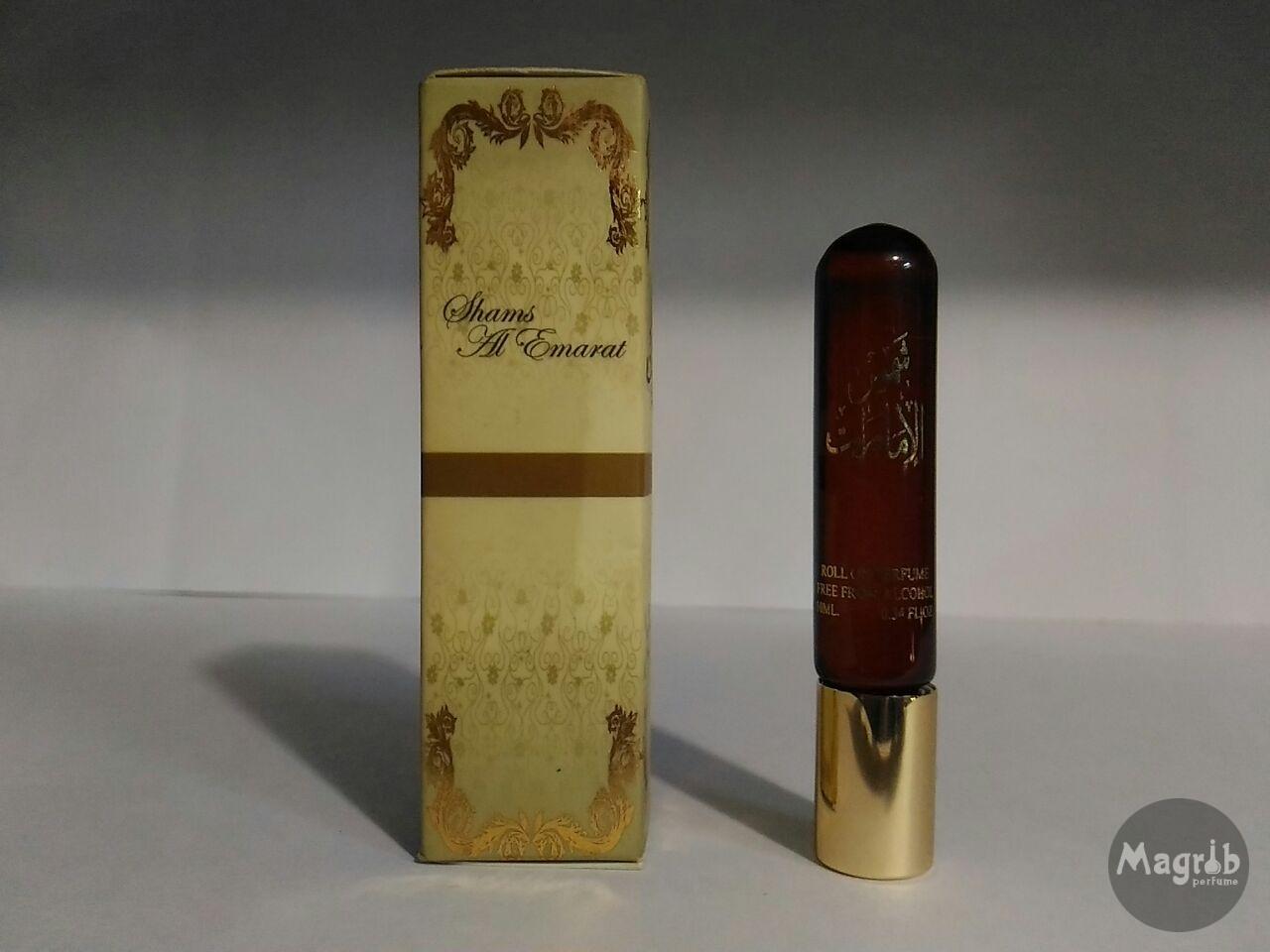 Ard al Zaafaran Shams Al Emarat 10ml- масляные духи, роллер.