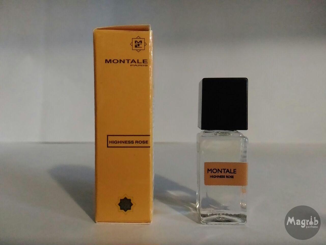 Montale highness rose 3ml- концентрированные масляные, капельные духи.