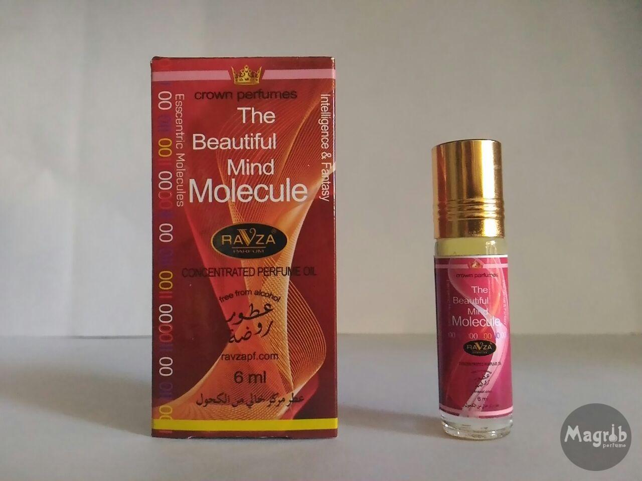 Ravza-Molecule Mind 6ml- масляные духи, роллер.