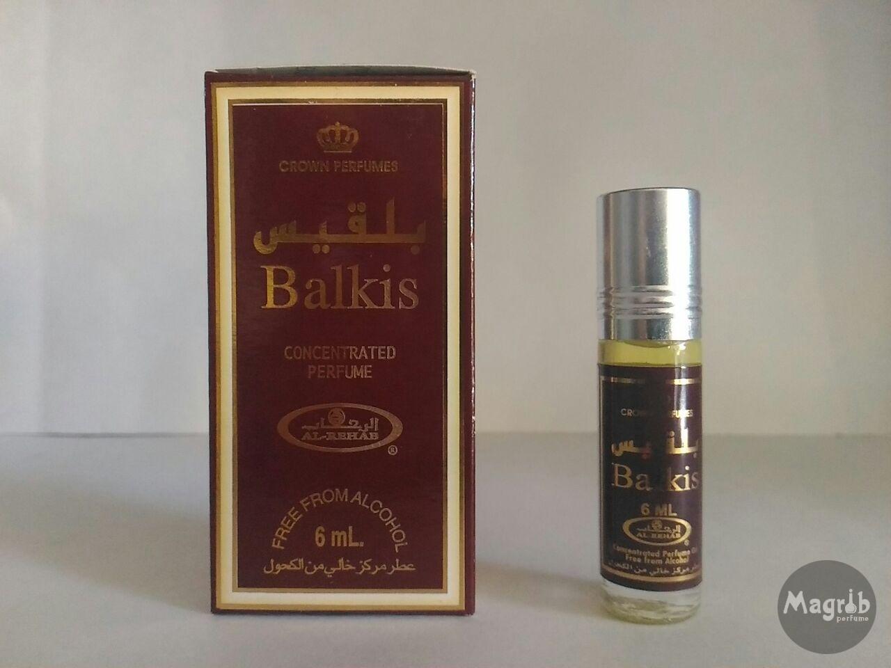 Al-Rehab-Balkis 6ml- масляные духи, роллер.