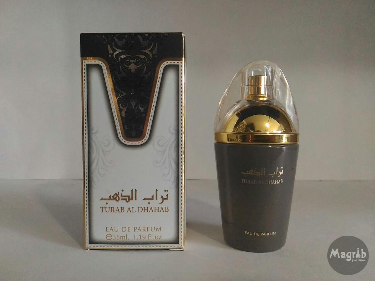 Ard Al Zaafaran Turab Al Dhahab 35ml - женская парфюмерная вода