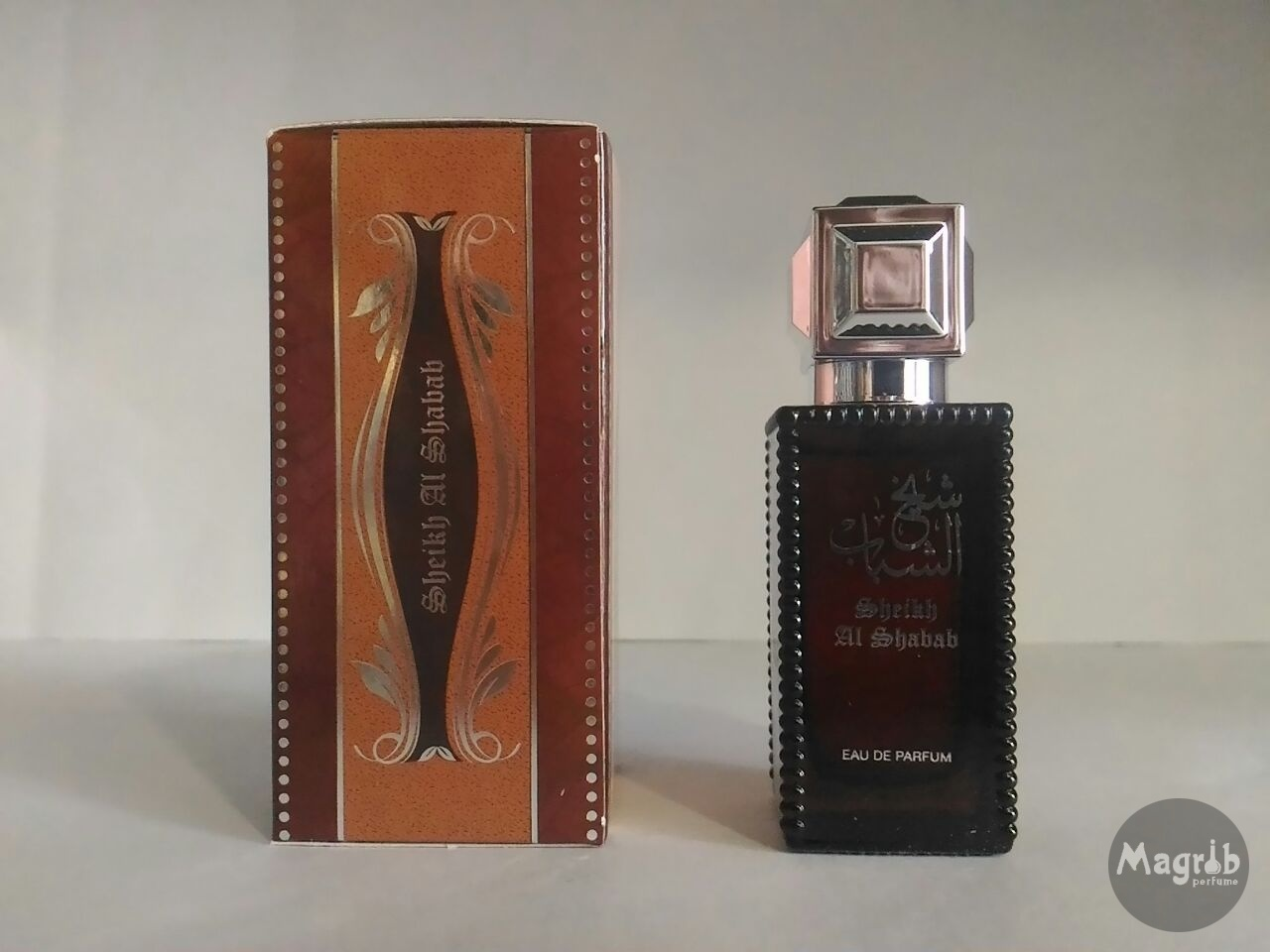 Ard Al Zaafaran Sheikh al Shabab 35ml- парфюм.