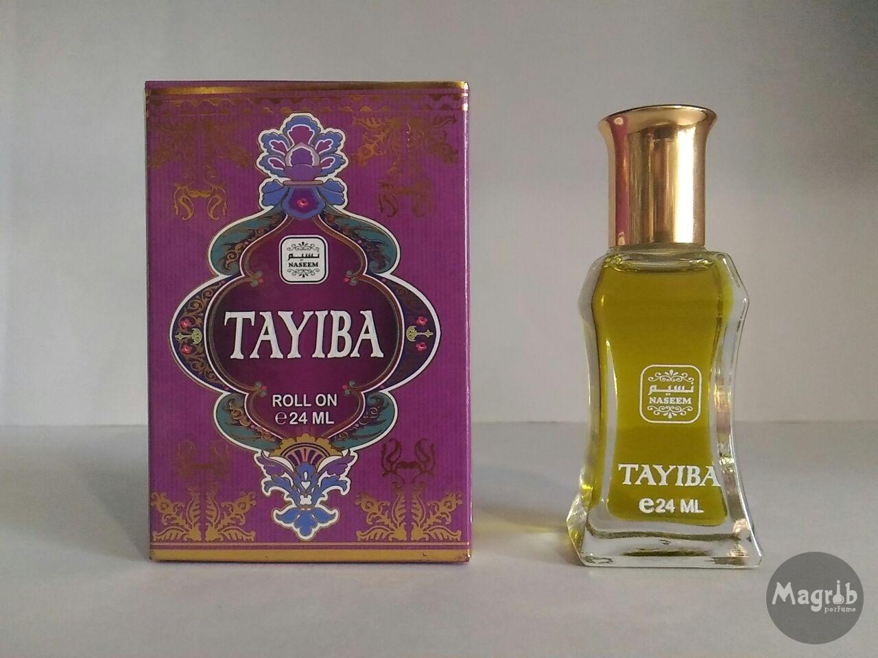 Naseem- Tayiba 24ml- масляные духи, роллер.