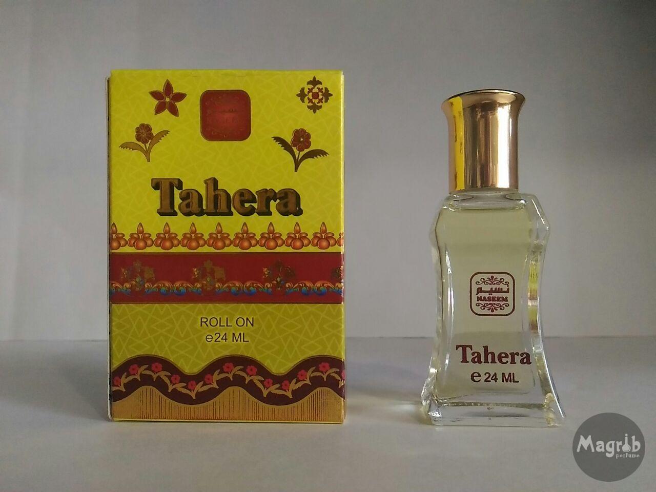 Naseem- Tahera 24ml- масляные духи, роллер.