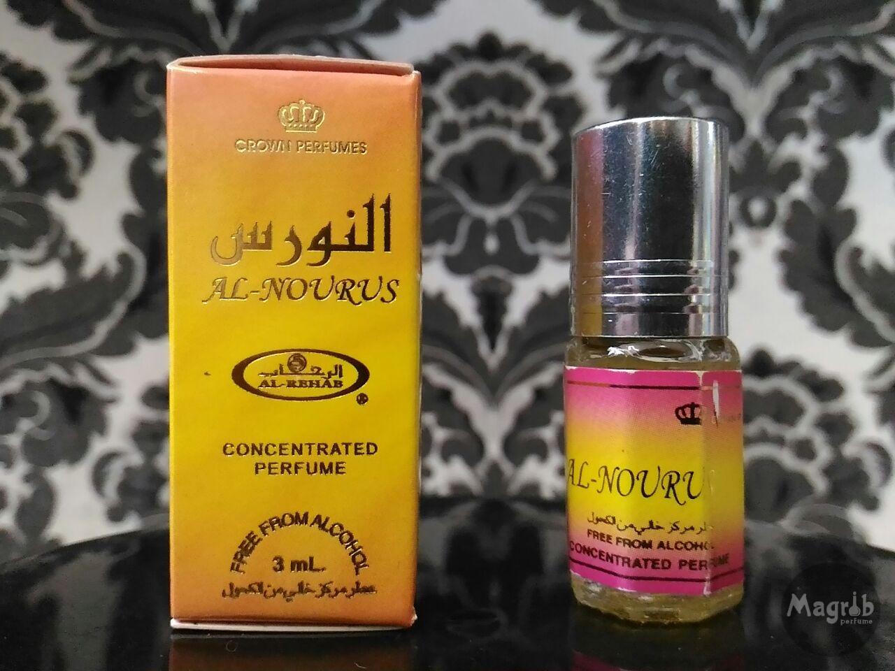 Al-Rehab Al-Nourus 3ml - женские масляные духи