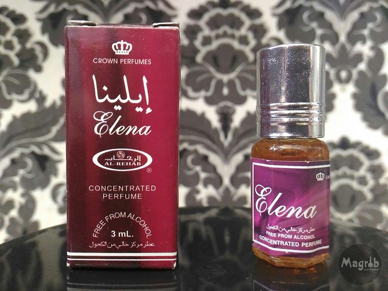 Al-Rehab Elena 3ml - женские масляные духи