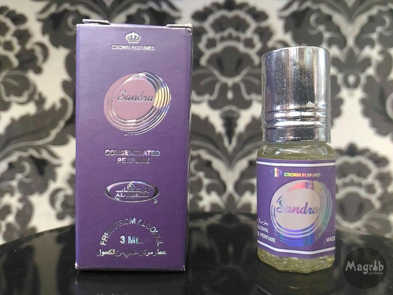 Al-Rehab Sandra 3ml - женские масляные духи