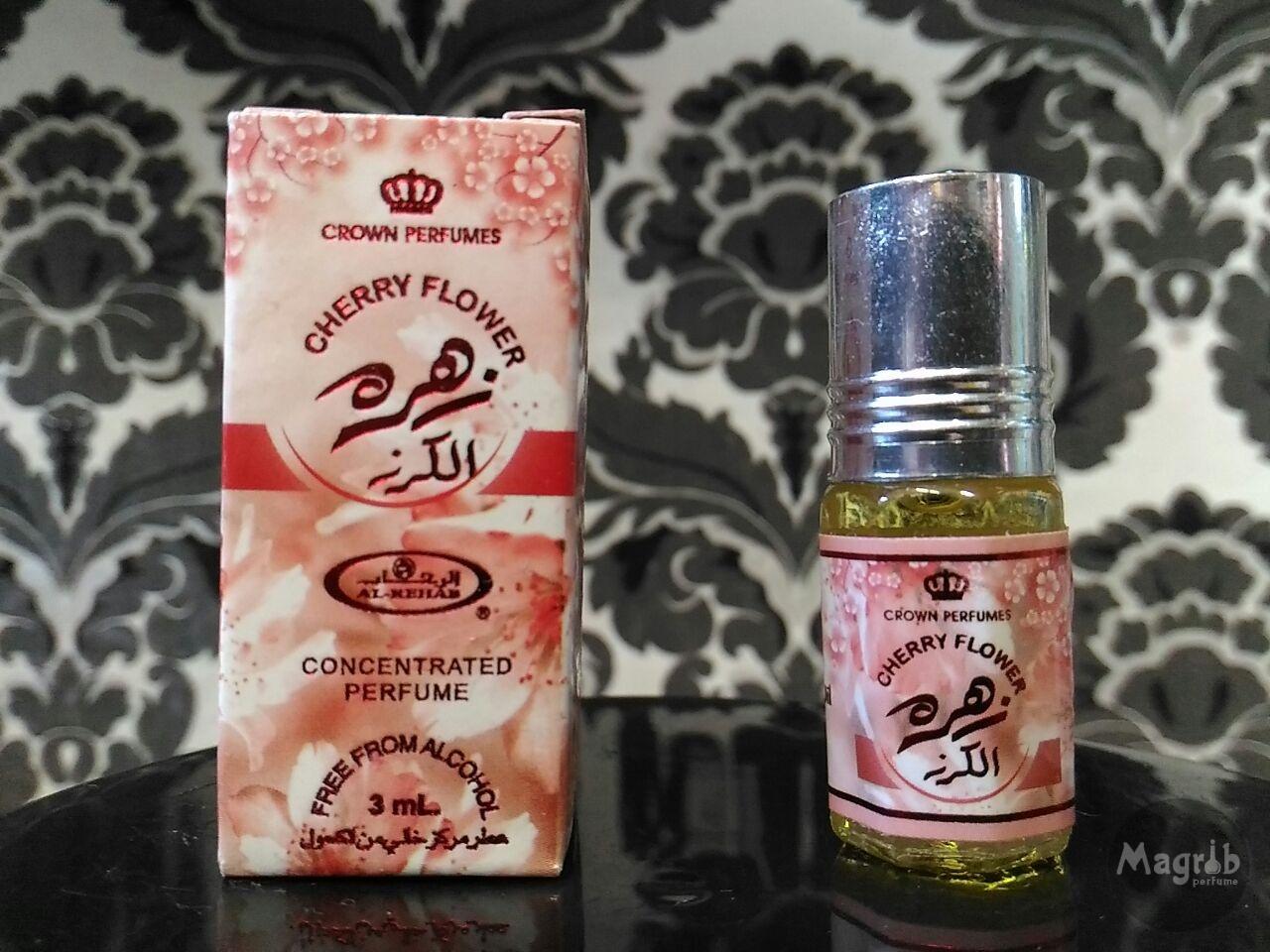 Al-Rehab Cherry Flower 3ml - женские масляные духи