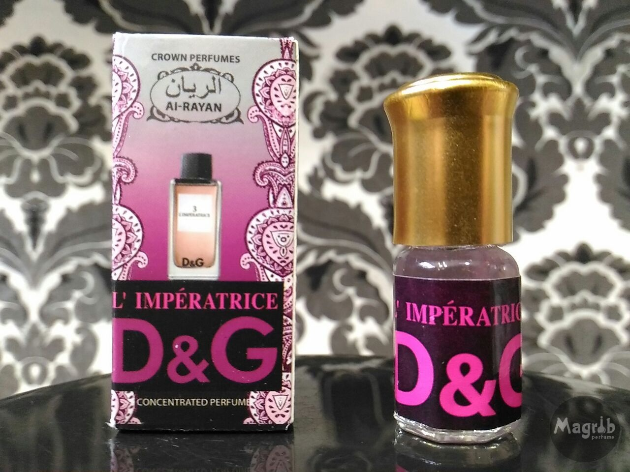 Al-Rayan L`imperatrice 3ml - женские масляные духи