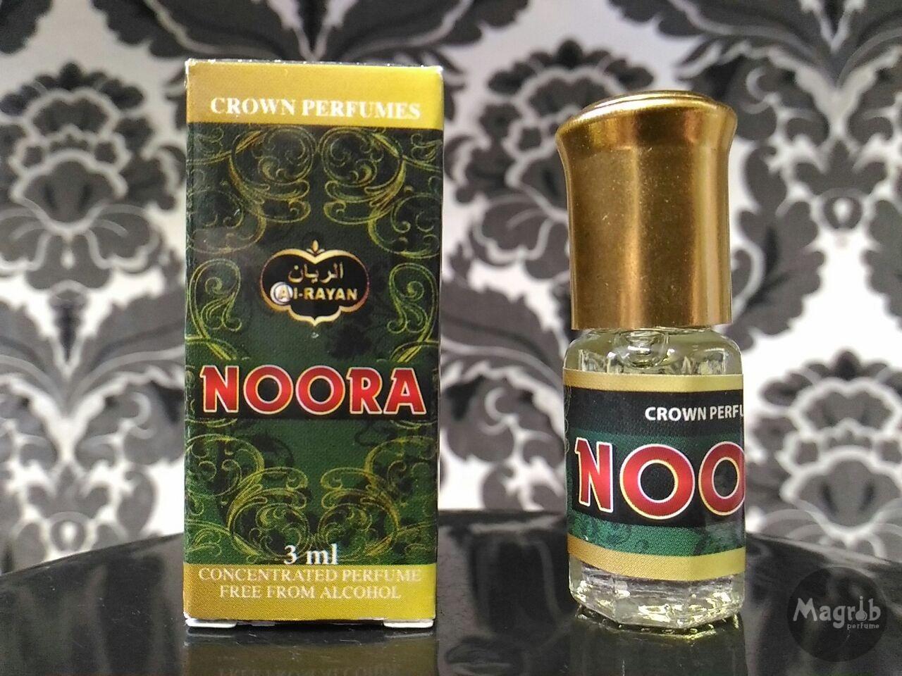 Al-Rayan Noora 3ml - женские масляные духи