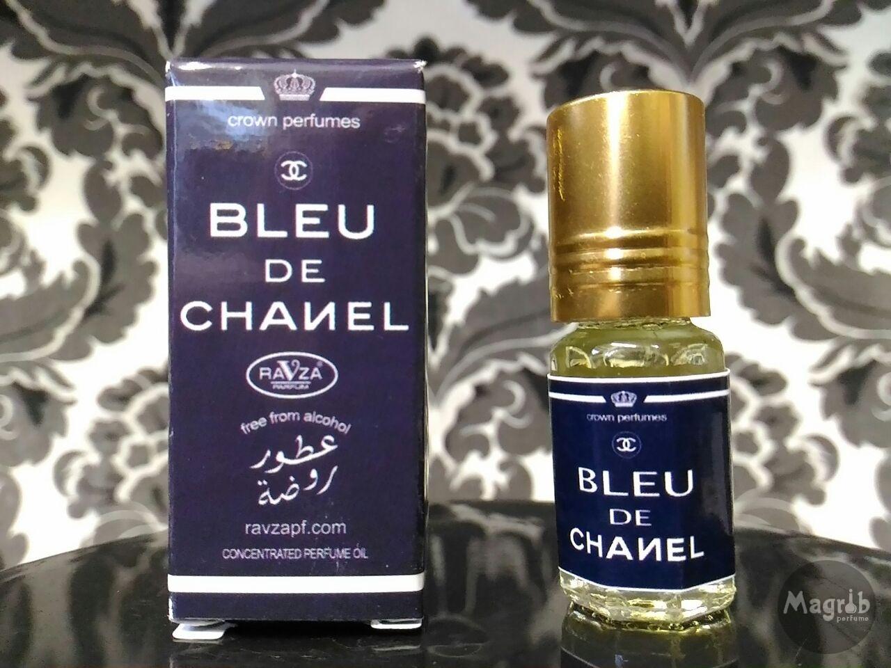 """""""Bleu de Chanel 3ml""""- масляные духи."""