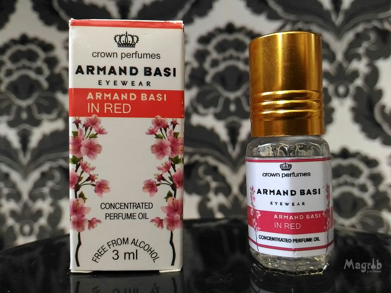 Armand Basi in red 3ml-масляные духи.
