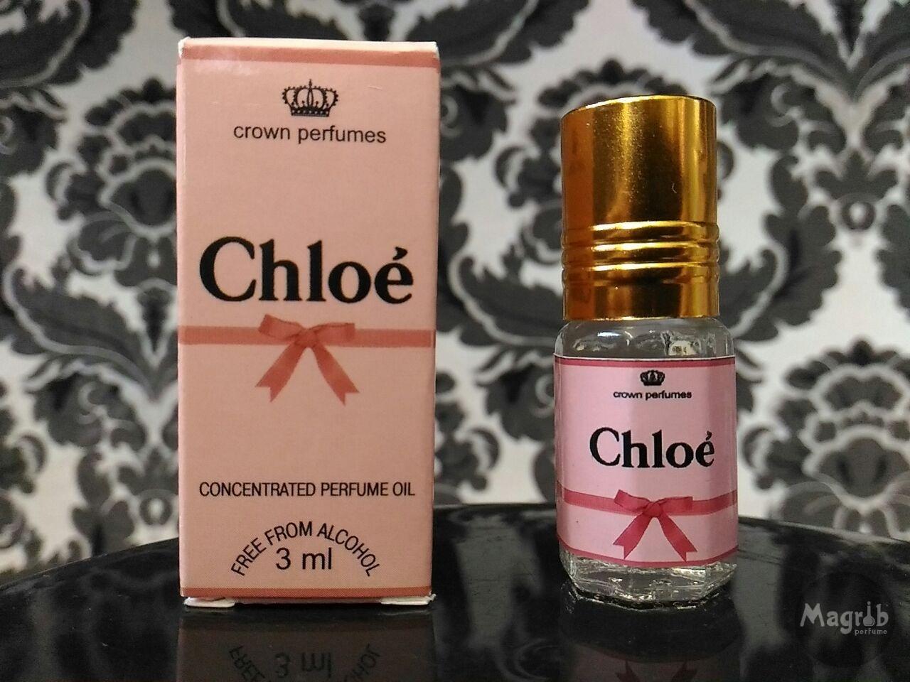 Ravza Chloe 3ml - женские масляные духи