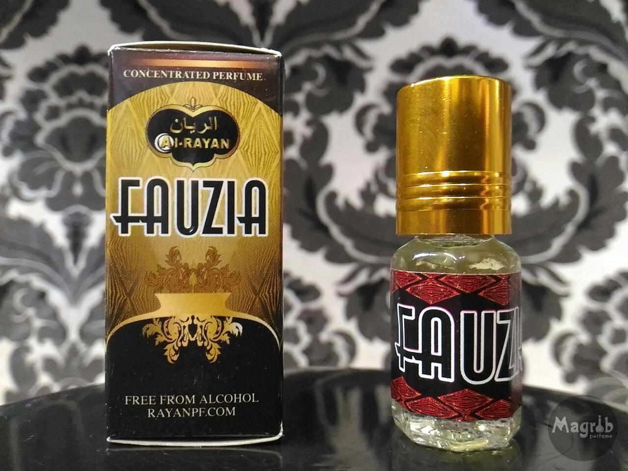 Al-Rayan Fauzia 3ml- концентрированные масляные духи.