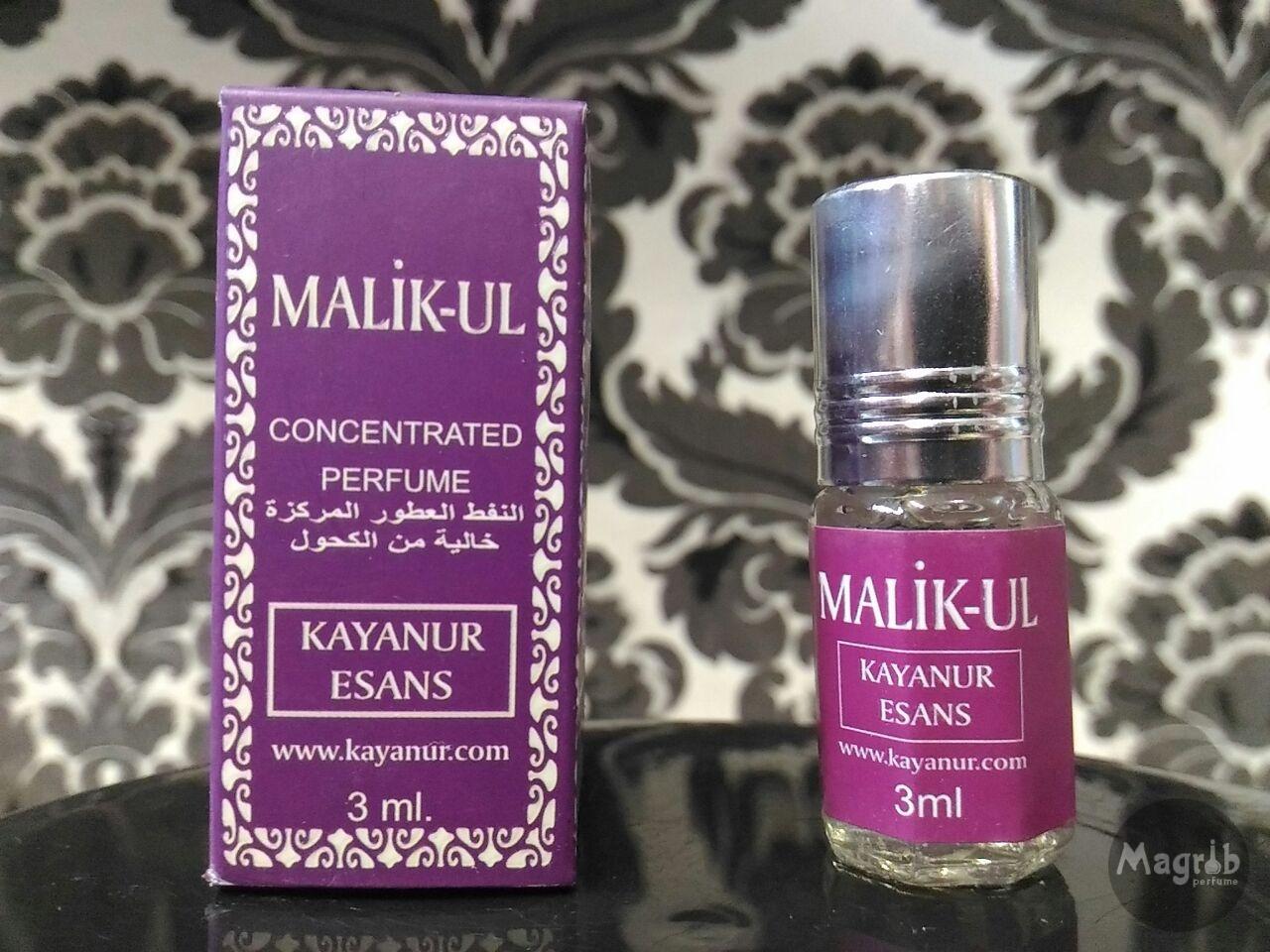 Kayanur Esans Malik-ul 3ml-концентрированные масляные духи.