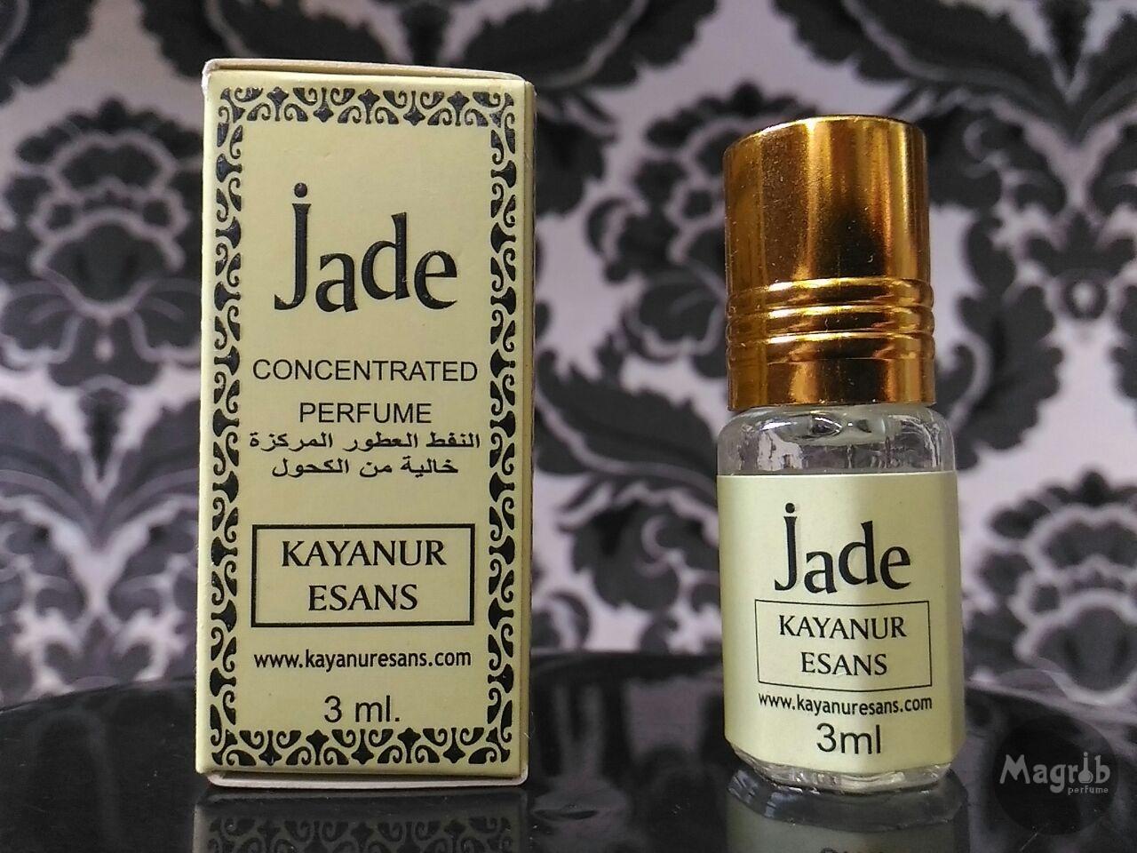 Kayanur Esans Jade 3ml- концентрированные масляные духи.